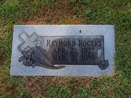 ROGERS, RAYMOND - Christian County, Missouri   RAYMOND ROGERS - Missouri Gravestone Photos