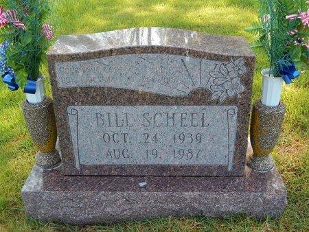 SCHEEL, BILL - Christian County, Missouri | BILL SCHEEL - Missouri Gravestone Photos