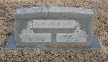 SHELTON, IDA M - Christian County, Missouri | IDA M SHELTON - Missouri Gravestone Photos
