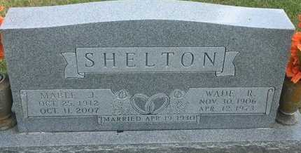 SHELTON, MABLE J - Christian County, Missouri | MABLE J SHELTON - Missouri Gravestone Photos