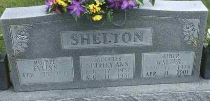 SHELTON, SHIRLEY ANN - Christian County, Missouri   SHIRLEY ANN SHELTON - Missouri Gravestone Photos