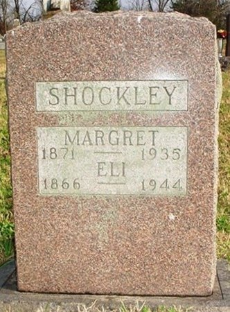 "SHOCKLEY, MARGRET ""MAGGIE"" - Christian County, Missouri 