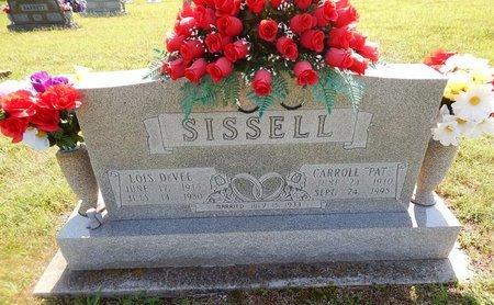 SISSELL, LOIS DEVEE - Christian County, Missouri | LOIS DEVEE SISSELL - Missouri Gravestone Photos