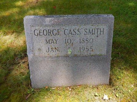 "SMITH, GEORGE ""CASS"" - Christian County, Missouri   GEORGE ""CASS"" SMITH - Missouri Gravestone Photos"