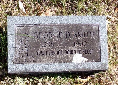 SMITH, GEORGE D - Christian County, Missouri | GEORGE D SMITH - Missouri Gravestone Photos