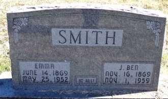 SMITH, JOEL BEN - Christian County, Missouri | JOEL BEN SMITH - Missouri Gravestone Photos