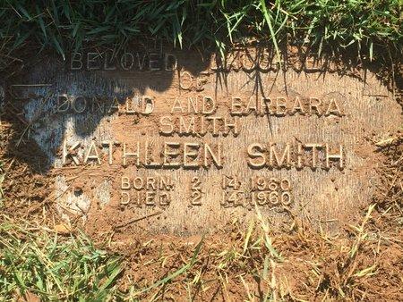 SMITH, KATHLEEN - Christian County, Missouri   KATHLEEN SMITH - Missouri Gravestone Photos