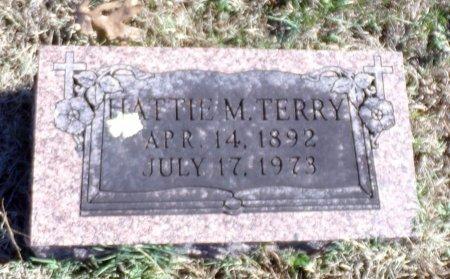 TERRY, HATTIE MAY - Christian County, Missouri | HATTIE MAY TERRY - Missouri Gravestone Photos