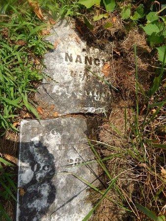 VAUGHAN, NANCY - Christian County, Missouri | NANCY VAUGHAN - Missouri Gravestone Photos