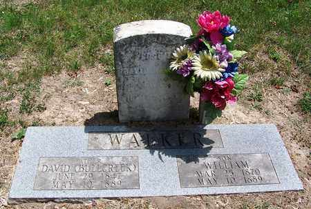 WALKER, WILLIAM - Christian County, Missouri | WILLIAM WALKER - Missouri Gravestone Photos