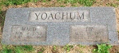 SANDERS YOACHUM, MAUD STELLA - Christian County, Missouri | MAUD STELLA SANDERS YOACHUM - Missouri Gravestone Photos