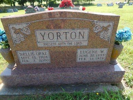 YORTON, EUGENE W - Christian County, Missouri | EUGENE W YORTON - Missouri Gravestone Photos