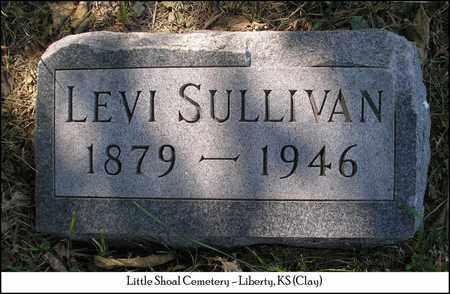 SULLIVAN, LEVI - Clay County, Missouri | LEVI SULLIVAN - Missouri Gravestone Photos