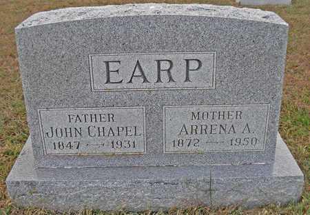 EARP, ARRENA A. - Cole County, Missouri | ARRENA A. EARP - Missouri Gravestone Photos
