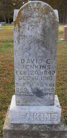JENKINS, DAVID EMANUEL - Cole County, Missouri | DAVID EMANUEL JENKINS - Missouri Gravestone Photos