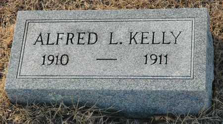 KELLY, ALFRED L - Cole County, Missouri | ALFRED L KELLY - Missouri Gravestone Photos