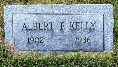 KELLY, ALBERT F - Cole County, Missouri | ALBERT F KELLY - Missouri Gravestone Photos