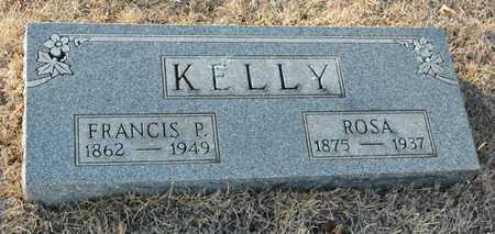 KELLY, FRANCIS P - Cole County, Missouri | FRANCIS P KELLY - Missouri Gravestone Photos