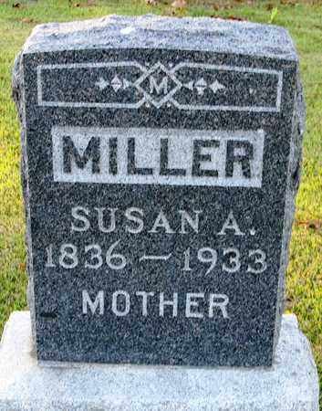 SIMPSON MILLER, SUSAN ANTHALINE - Cole County, Missouri | SUSAN ANTHALINE SIMPSON MILLER - Missouri Gravestone Photos