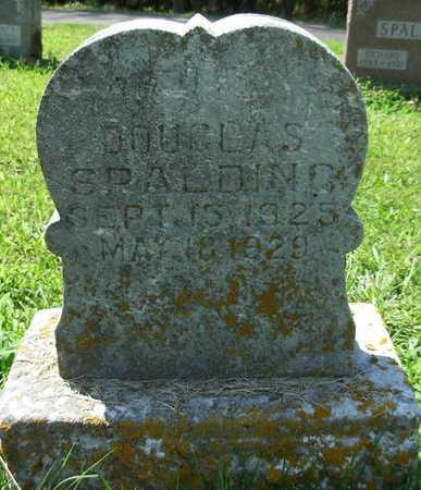 SPALDING, DOUGLAS - Cole County, Missouri   DOUGLAS SPALDING - Missouri Gravestone Photos