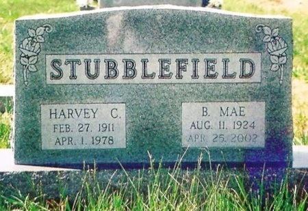 STUBBLEFIELD, B. MAE - Crawford County, Missouri | B. MAE STUBBLEFIELD - Missouri Gravestone Photos