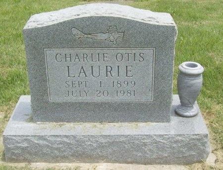 LAURIE, CHARLES OTIS - Dallas County, Missouri | CHARLES OTIS LAURIE - Missouri Gravestone Photos