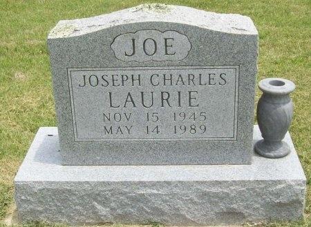 "LAURIE, JOSEPH CHARLES ""JOE"" - Dallas County, Missouri | JOSEPH CHARLES ""JOE"" LAURIE - Missouri Gravestone Photos"