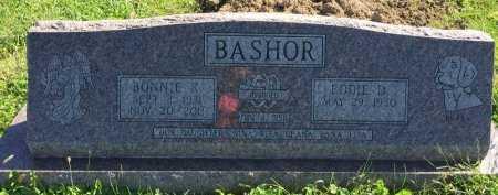 BASHOR, EDDIE DEAN - DeKalb County, Missouri | EDDIE DEAN BASHOR - Missouri Gravestone Photos