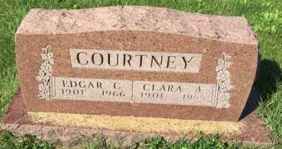 CAMPBELL COURTNEY, CLARA A. - DeKalb County, Missouri | CLARA A. CAMPBELL COURTNEY - Missouri Gravestone Photos