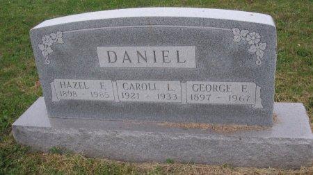 PITTSENBARGER DANIEL, HAZEL FLORA - DeKalb County, Missouri | HAZEL FLORA PITTSENBARGER DANIEL - Missouri Gravestone Photos