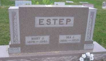 "ESTEP, MARY JANE ""MOLLIE"" - DeKalb County, Missouri 