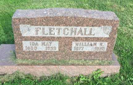 FORD FLETCHALL, IDA MAY - DeKalb County, Missouri | IDA MAY FORD FLETCHALL - Missouri Gravestone Photos