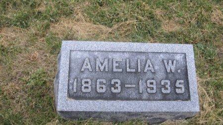 PITTSENBARGER, AMELIA W. - DeKalb County, Missouri | AMELIA W. PITTSENBARGER - Missouri Gravestone Photos