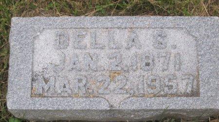PITTSENBARGER, DELLA S. - DeKalb County, Missouri   DELLA S. PITTSENBARGER - Missouri Gravestone Photos
