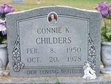 CHILDERS, CONNIE K. - Douglas County, Missouri | CONNIE K. CHILDERS - Missouri Gravestone Photos