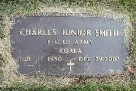 SMITH, CHARLES JUNIOR VETERAN KOREA - Douglas County, Missouri   CHARLES JUNIOR VETERAN KOREA SMITH - Missouri Gravestone Photos
