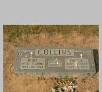 COLLINS, RUBY FRANCIS - Dunklin County, Missouri | RUBY FRANCIS COLLINS - Missouri Gravestone Photos