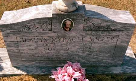 MILLER, GLADYS - Dunklin County, Missouri | GLADYS MILLER - Missouri Gravestone Photos