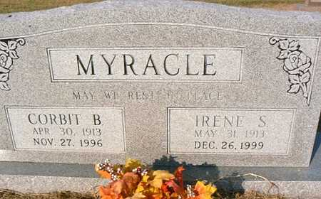 MYRACLE, CORBIT B - Dunklin County, Missouri | CORBIT B MYRACLE - Missouri Gravestone Photos