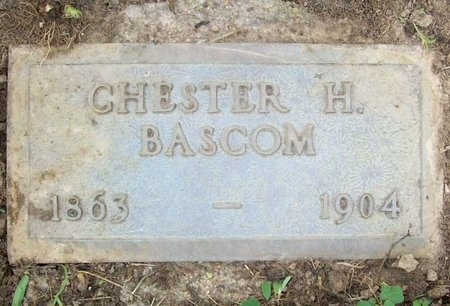 BASCOM, CHESTER H. - Franklin County, Missouri | CHESTER H. BASCOM - Missouri Gravestone Photos