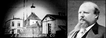 BUSCH, JOHN BAPTISTE LOCALLY FAMOUS - Franklin County, Missouri | JOHN BAPTISTE LOCALLY FAMOUS BUSCH - Missouri Gravestone Photos