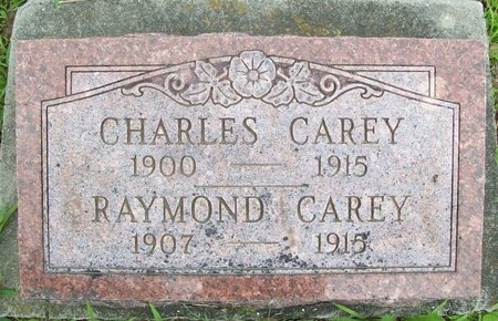 CAREY, RAYMOND - Franklin County, Missouri | RAYMOND CAREY - Missouri Gravestone Photos