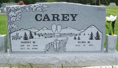 CAREY, HARRY M. - Franklin County, Missouri   HARRY M. CAREY - Missouri Gravestone Photos