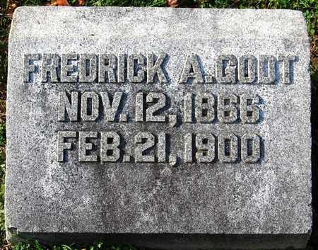GODT, FREDRICK A JR - Franklin County, Missouri | FREDRICK A JR GODT - Missouri Gravestone Photos