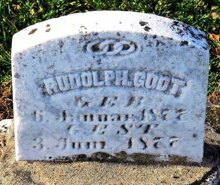 GODT, RUDOLF - Franklin County, Missouri   RUDOLF GODT - Missouri Gravestone Photos