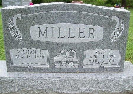 MILLER, RUTH L. - Franklin County, Missouri | RUTH L. MILLER - Missouri Gravestone Photos