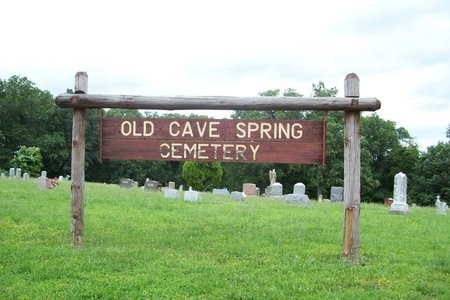 *OLD CAVE SPRING CEMETERY,  - Franklin County, Missouri |  *OLD CAVE SPRING CEMETERY - Missouri Gravestone Photos