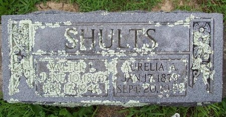 SHULTS, WALTER L. - Franklin County, Missouri | WALTER L. SHULTS - Missouri Gravestone Photos