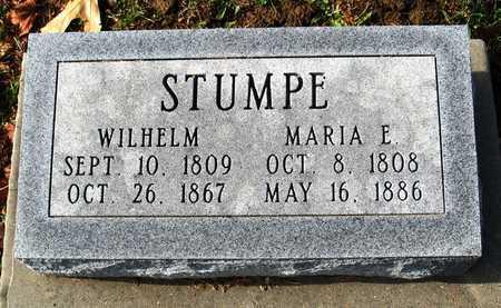 STUMPE, DIETRICK WILHELM - Franklin County, Missouri | DIETRICK WILHELM STUMPE - Missouri Gravestone Photos