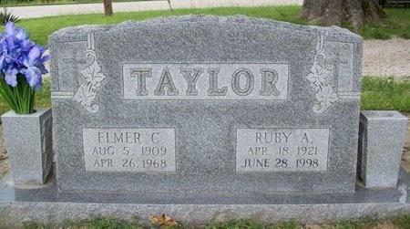 TAYLOR, RUBY A. - Franklin County, Missouri | RUBY A. TAYLOR - Missouri Gravestone Photos